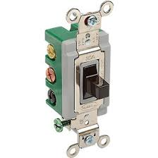 switches, sensors & chimes wall switches bryant 3025brn toggle Single Pole Double Throw Switch Diagram bryant 3025brn toggle switch, double pole, double throw, 30a, 120 277v single pole double throw light switch diagram
