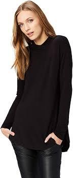Amazon Brand - Daily Ritual <b>Women's</b> Supersoft Terry <b>Long</b>-Sleeve ...