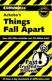 things fall apart  african trilogy  book     kindle edition by    cliffsnotes on achebe    s things fall apart  dummies trade