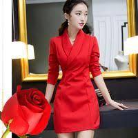 <b>Hot Sale 2015</b> New Fashion <b>Elegant</b> OL Dresses Cotton Spring ...