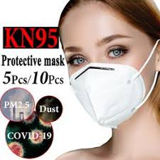 5PCS/10PCS KN95 Face Masks Disposable N95 Mask Anti ... - Vova