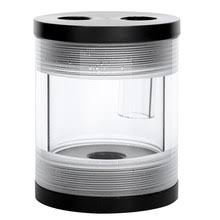 professional production 190mm acrylic cylindrical water tank computer modified water cooled