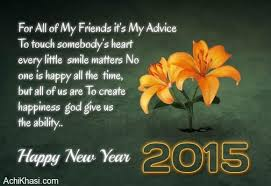 Happy New Year Greetings Quotes 2015 - The Wallpaper via Relatably.com