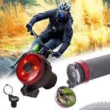 Redwokea <b>Mini Bicycle Bike Handlebar End</b> Adjustable Rearview ...