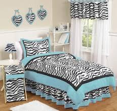 blue white black jo jo designs comforter set queen size black white zebra bedrooms