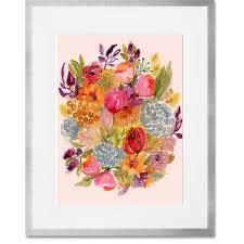 Modern & Contemporary <b>Lotus Flower Wall</b> Art   AllModern
