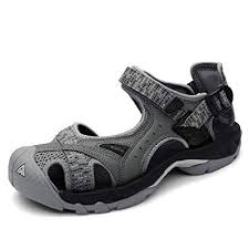 Men's Closed Toe Sandals - Summer Water Shoes ... - Amazon.com