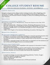 internship resume samples  amp  writing guide   resume geniuscollege student resume sample