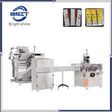 China Multi-Lines Sachet Bag <b>Packing</b> Production Machine Line for ...