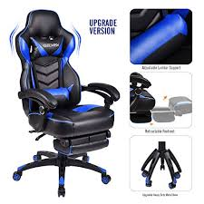 <b>Executive Racing</b> Style PU Leather High Back Gaming Computer ...