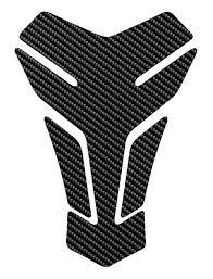 OTOLIMAN <b>3D Motorcycle</b> Carbon Fiber Vinyl Gel <b>Gas</b> Tank Pad