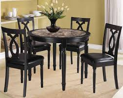 small dining tables sets: dining room awesome small round dining table set decorate small