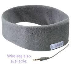<b>SleepPhones</b> Comfortable Headband Headphones for Sleeping