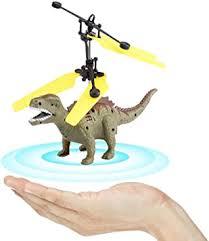 RC Flying <b>Dinosaur</b>, Mini <b>Induction</b> Sensing Hand Suspension ...