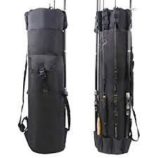 AGOOL Fishing Rod Bag Holder Fishing Rod Carrier ... - Amazon.com
