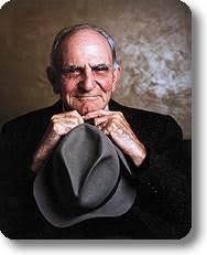 Il poeta Attilio Bertolucci (1911 - 2000)