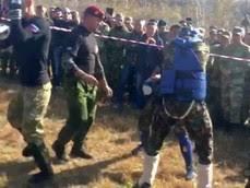 Видео смертельного поединка бойца Росгвардии за краповый ...