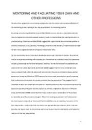 reflective account essay the aim of this assignment is to critically evaluate the role of a
