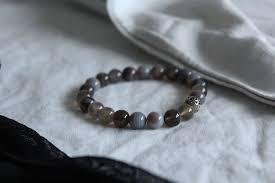 Все > <b>Серый агат браслет</b> шарик <b>8</b> мм купить в интернет-магазине