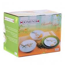 Купить Столовый сервиз <b>Domenik Paradise Bird</b> 19 предметов ...