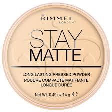 Rimmel <b>Stay Matte</b> Pressed <b>Powder</b> - Прозрачный - Красота   Уход ...