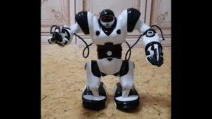 <b>Радиоуправляемый</b> робот на ИК-управлении <b>Jia Qi</b> Roboactor ...