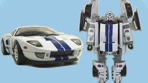 Игрушка <b>Робот Трансформер Happy</b> Well Ford GT / Transformers ...
