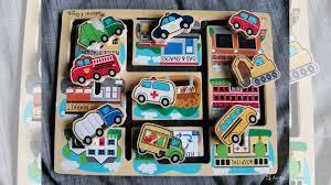 Развивающие <b>деревянные игрушки Melissa</b> & Doug купить в ...