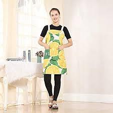 Barbecue Bib Cotton and Linen <b>Fashion</b> Printed <b>Apron Creative</b> ...