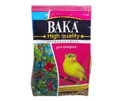 Купить <b>Корм Вака High Quality</b> Для Канареек 500г (1*10) в ...