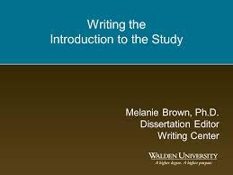 Melanie Brown  Ph D  Dissertation Editor Writing Center Writing     SlidePlayer