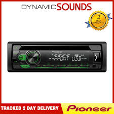 <b>Pioneer DEH-S110UBG</b> Car CD MP3 USB AUX In Stereo With RDS ...
