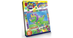 Витражная <b>картина</b> bubble clay дино <b>Danko</b> toys BBC-02-01 ...