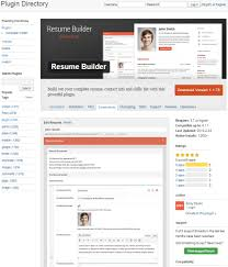 how to create an online resume using wordpress   elegant themes bloghow to create an online resume using wordpress   resume builder