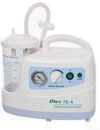 Buy Olex Portable <b>Suction</b> Machine (7EA) Online at Low Prices in ...