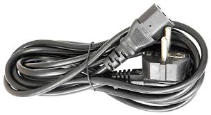 <b>кабель питания Gembird</b> PC-186-10 3,0 м black по самой ...