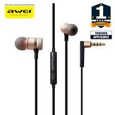 <b>AWEI ES</b>-<b>70TY</b> Portable Hi-Fi Earphones | Shopee Philippines