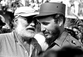 Image result for hemingway in cuba
