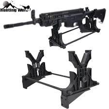 <b>Tactical</b> Cleaning & Maintenance&Display <b>Rifle Stand Gun Rack</b> ...