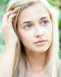 Image result for blonde girl with blue eyes