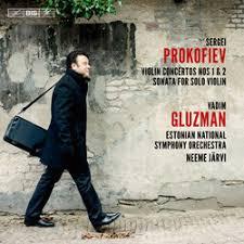 Prokofiev - Violin Concertos Nos 1 & 2 - BIS Records
