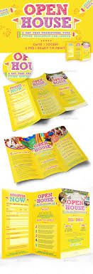 17 best ideas about open house brochure open house 17 best ideas about open house brochure open house letters house letters and classroom procedures