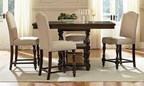 mcgregor counter height dining table  chairs set  haynes