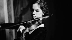 Johann Sebastian <b>Bach</b> | <b>Hilary Hahn</b> - YouTube