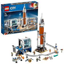 Buy <b>LEGO City Space</b> Rocket n Launch Control Playset - 60228 ...