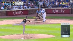 Watch: Cubs Unleash Three Home Runs in Bottom of 1st, Including ...