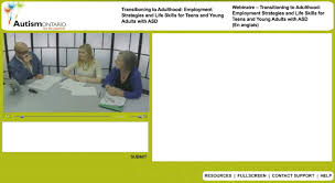 transitioning to adulthood employment strategies and life skills transitioning to adulthood employment strategies and life skills for teens and young adults asd on vimeo