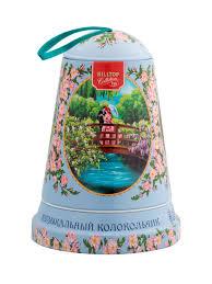"""Чай Hilltop Подарок Цейлона 100г., муз.колокольчик """"Музыка ..."""