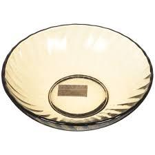 <b>Тарелка обеденная стеклянная</b>, 190 мм, дымка 62100 Elica в ...