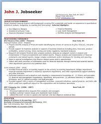 financial analyst resume sample   resume downloadsfinancial analyst resume sample